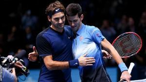 Federer Berharap Djokovic Kembali jadi Nomor Satu