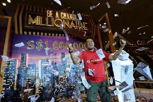Ade Iskandar Rebut Mimpi Sejuta Dolar dari Tantangan ''Be a Changi Millionaire 2016''