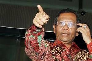 Siapa Paslon Terhebat di Debat Kandidat DKI? Ini Kata Mahfud