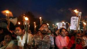 Umat Hindu di Bangladesh Diserang