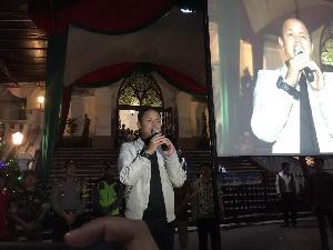 Natal Oikumene Kota Bogor, Bima Arya: Lakukan Semua dengan Cinta