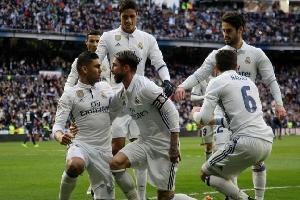 Ramos Kembalikan Madrid ke Jalur Kemenangan