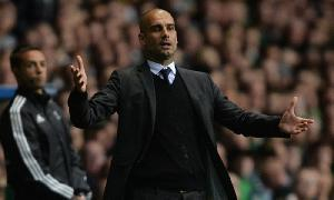 Guardiola Tak Protes City Imbang Lawan Celtic