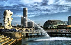Menengok Perjalanan Temasek Jadi Singapura