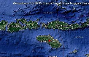 Kurun Waktu 4 Tahun, NTT Diguncang Gempa Sebanyak 2.636 Kali