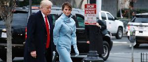 Gaya Busana Melania Trump Dianggap Tiru Jacqueline Kennedy
