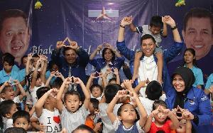 Hari Ini Partai Demokrat Gelar Natal Nusantara