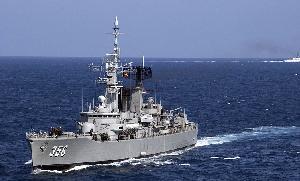 Di Perairan Kepri TNI AL Temukan Benda Mirip Torpedo