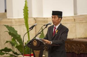 Mengaku Sudah Menelpon Donald Trump, Presiden Jokowi: Indonesia-AS Lebih Baik