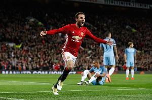 Cetak Gol Kemenangan, Ini Tanggapan Juan Mata