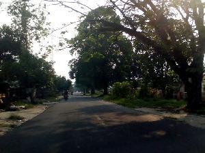 Jalan Desa Dolok Hataran Simalungun Diaspal
