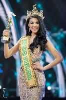 Ariska Putri Pertiwi Terpilih Sebagai Miss Grand International 2016