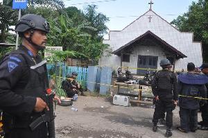 Bom Samarinda dan Kebhinekaan yang Tercabik