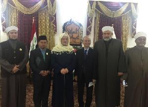 Indonesia-Irak Tingkatkan Kerja Sama Keagamaan
