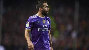 Cedera, Bek Madrid Terancam Absen dalam 9 Partai