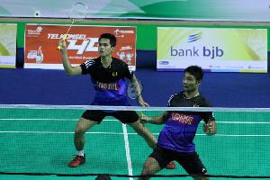 Kalahkan Pasangan Tuan Rumah, Berry/Hardianto Juara Malaysia Masters