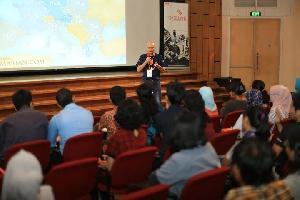 Tawarkan Berbagai Beasiswa, Nuffic Neso Indonesia Adakan Holland Scholarship Day