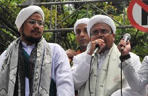 Habib Rizieq: Kami Siap Melaporkan Jenderal Preman!