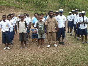 Uskup Timika: Freport Harus Beri Perhatian  Pendidikan Penduduk Asli Papua