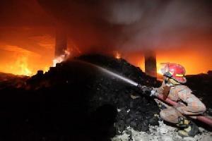Pabrik Busana di Bangladesh Terbakar, 12 Orang Tewas